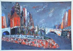#83 - Bortds de Seine