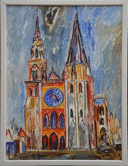 Cathédrale de Chartres (1964)