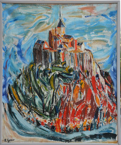 Le Mont Saint-Michel (1942)