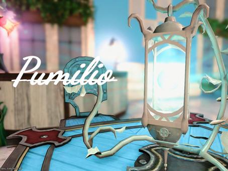 鰹散歩bonito.2『Pumilio』