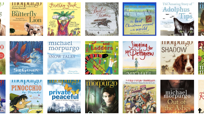 View a list of over 120 books by Michael Morpurgo