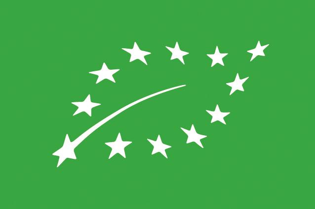 logo label bio UE