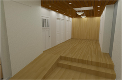 Entry Corridor Mario