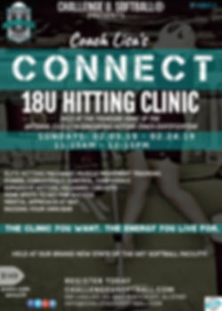 Softball hitting clinics and lessons nea