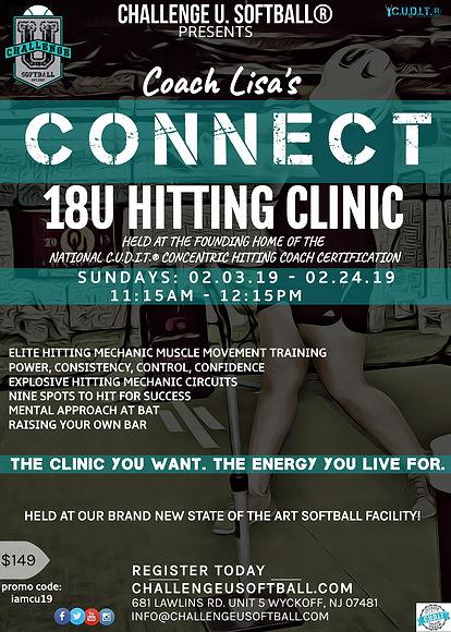 Softball hitting clinics and lessons nea