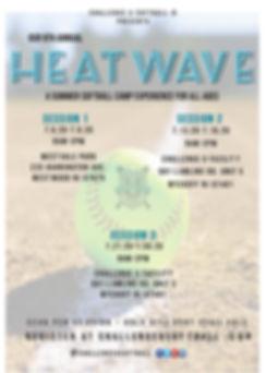CU Summer Softball Camp HEATWAVE 2020.jp