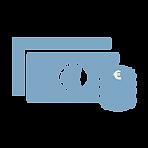 Logo paiement en espèces