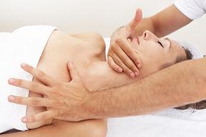 Technique ostéopathique sur les fascias