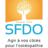 Logo du Syndicat Français des Ostéopathes (SFDO)