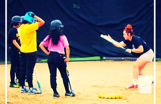 Softball Lessons NJ Softball Drills