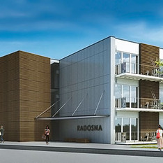 Hotel Radosna