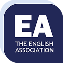 EA logo with title - small