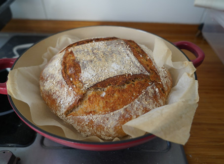 Sour Dough at Home! PART 1