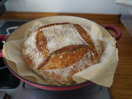 Sour Dough at Home! PART 1