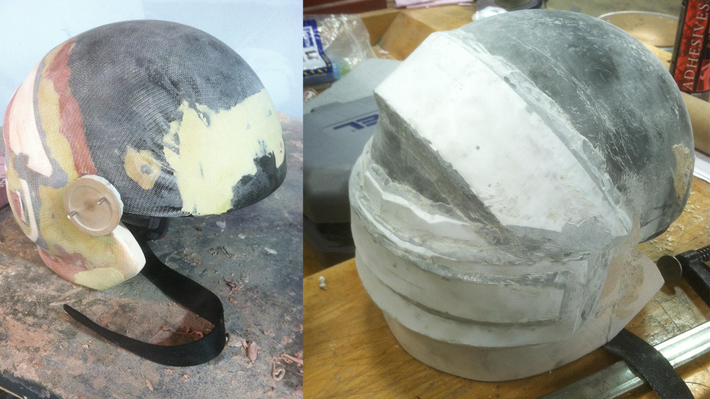 Helmet Process