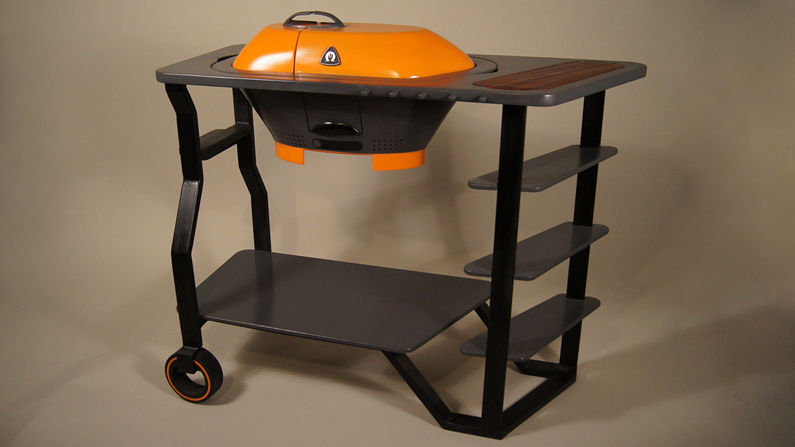 Mojave Grill Model