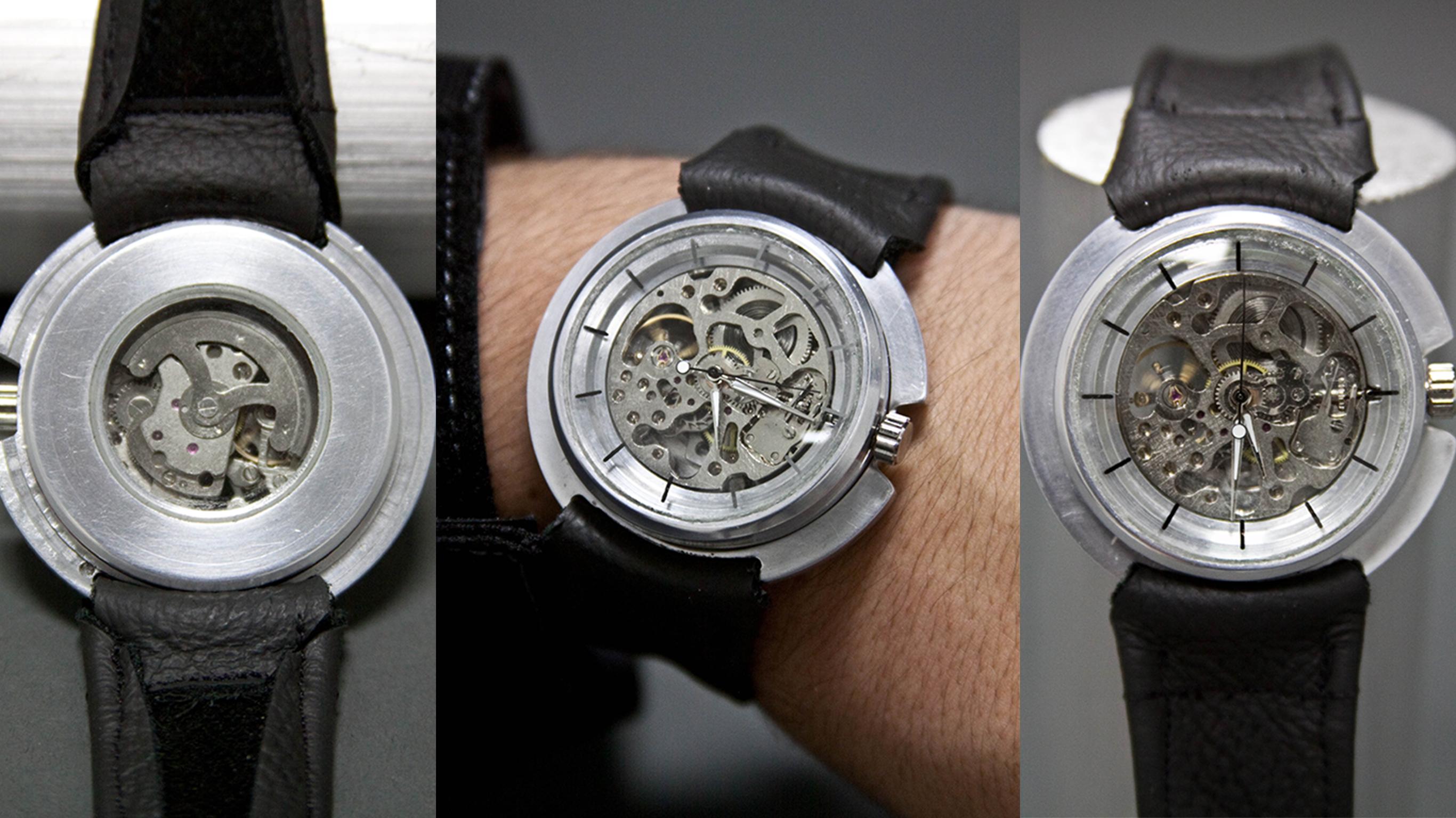 Metal Watch Prototype