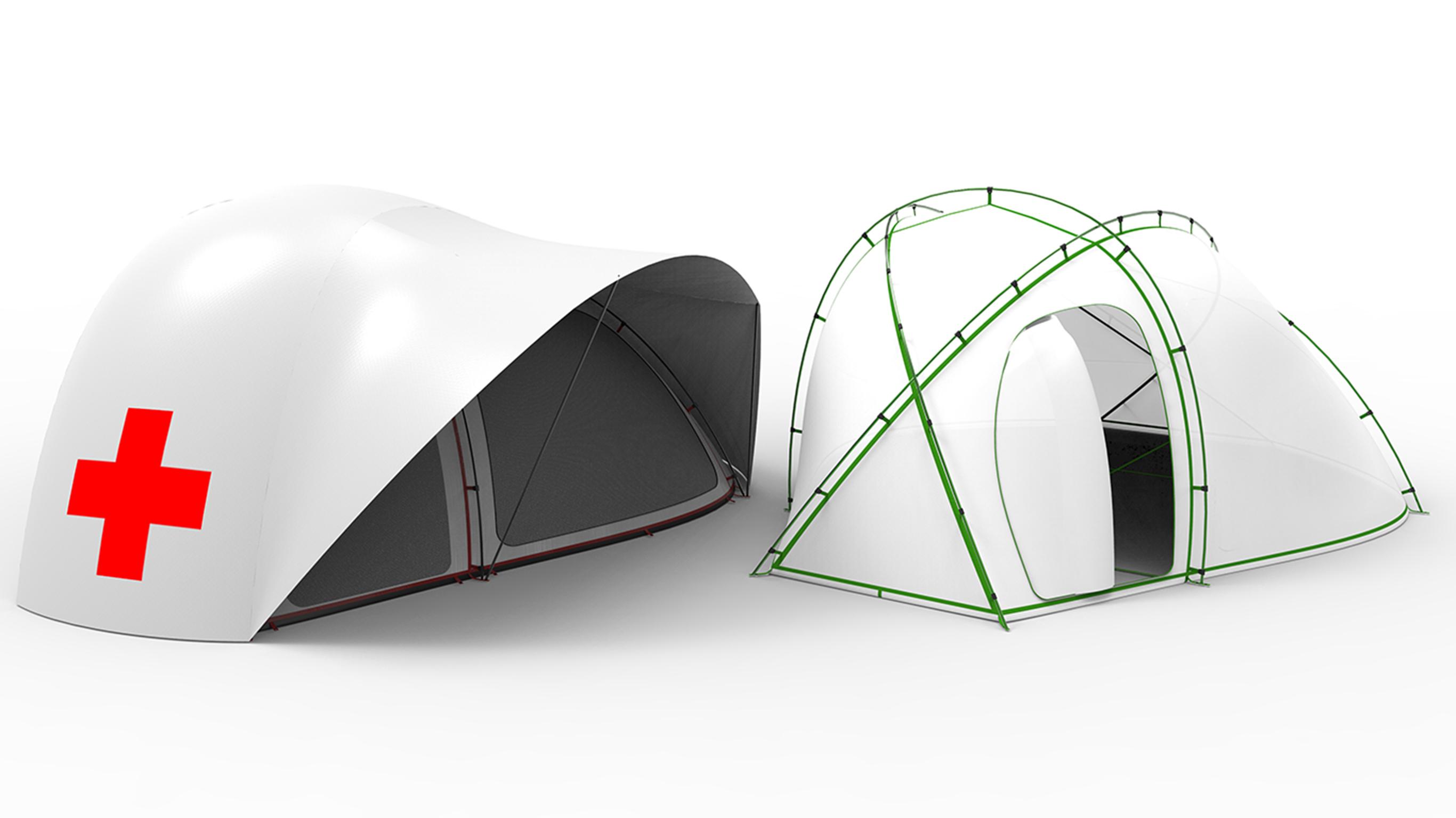Shelter Mods (Medical + Greenhouse)