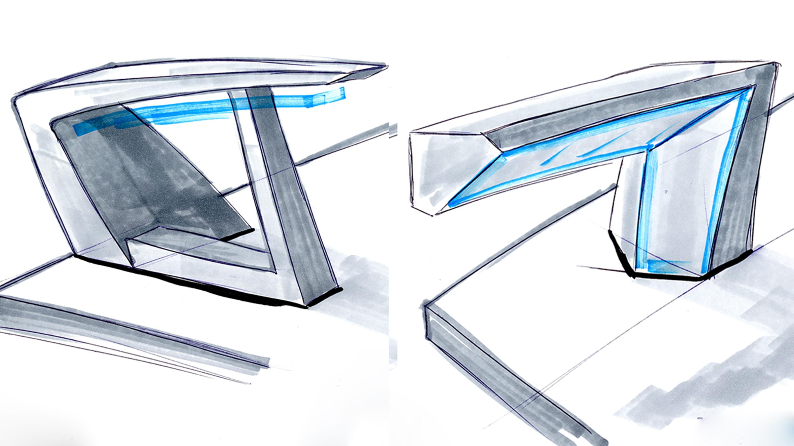 Lamp Sketchs