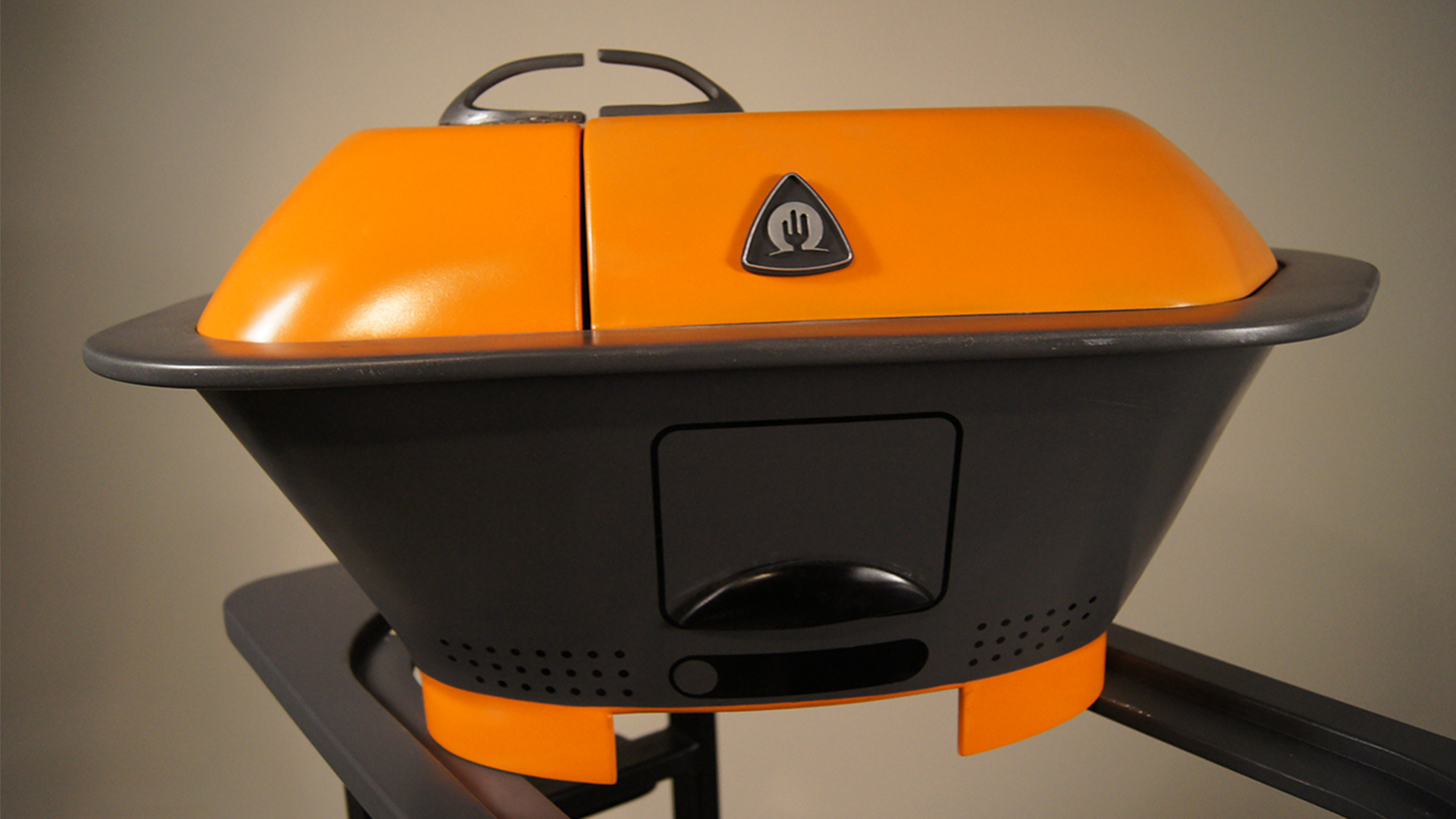 Pop-out Grill Body