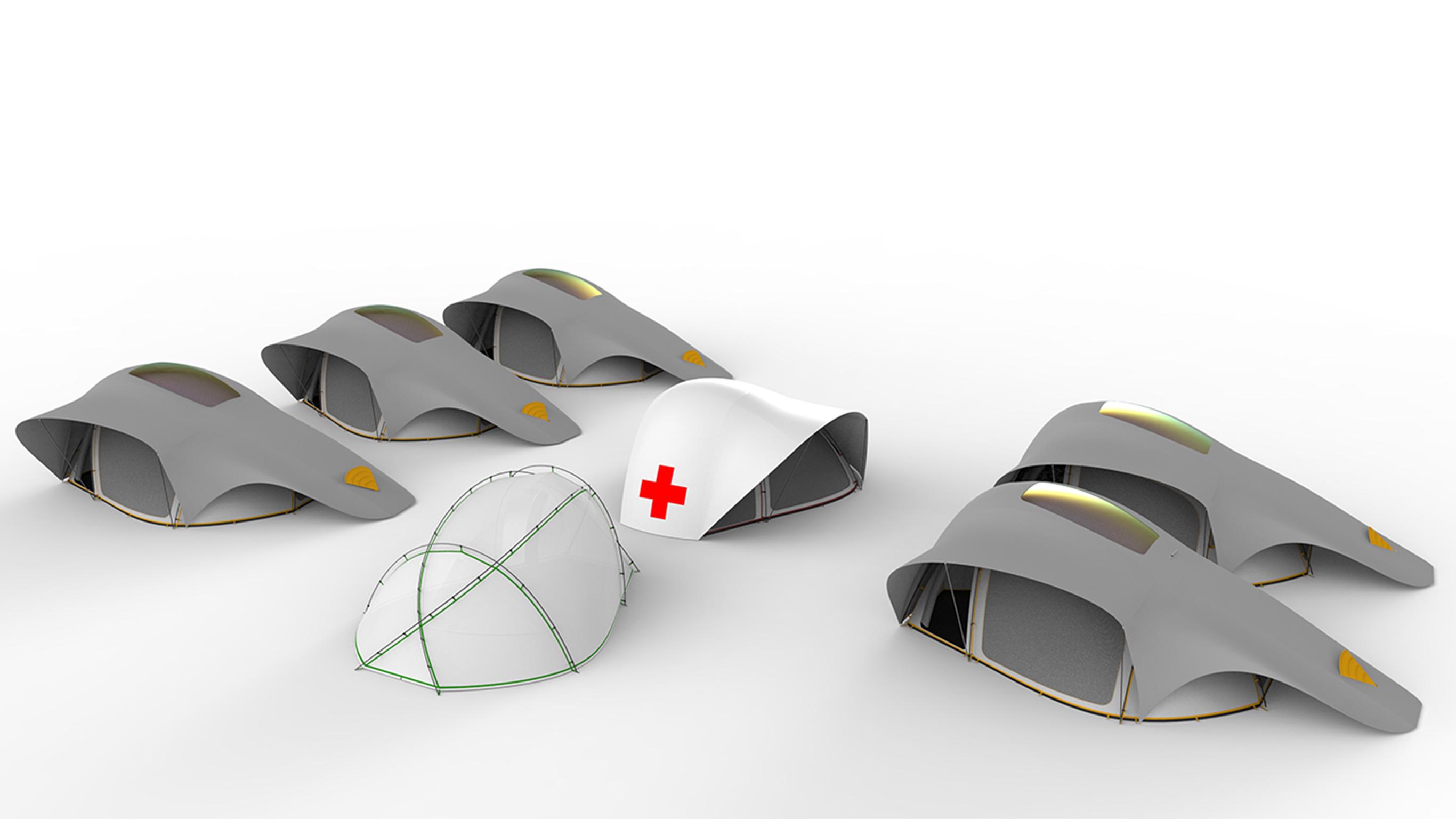 Shelter Layout