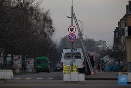 монтаж систем безпеки безпечне місто володимир-Волинський, відеокамери, аякс, hikvision, uniview