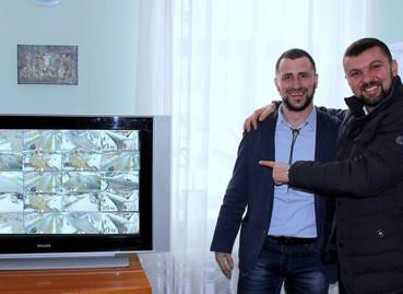 """ЗМІ про нас: """"Безпечне Благодатне"""" - 23 камери відеоспостереження"""