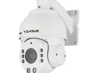 Камери спостереження застерігають - куріння вбиває. Огляд Speed Dome AHD вiдеокамери Tecsar AHDSD-1M