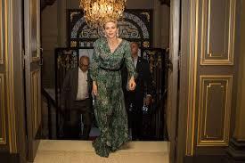 SAS Princesse Charlene - Soirée privée 2016