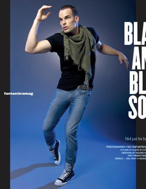 Fantasticsmag cover story, Los Angeles