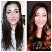 Relooking coiffure et maquillage