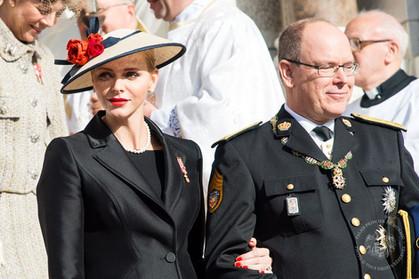 SAS Princesse Charlene - Fête Nationale 2016
