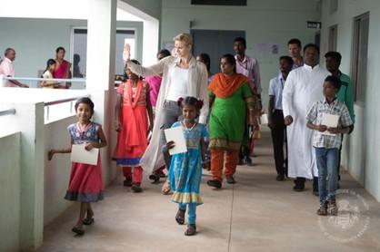 SAS Princesse Charlene - Voyage en Inde 2016
