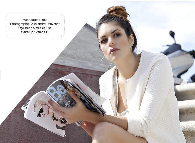Editorial pour Be Magazine