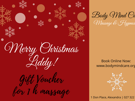 Christmas Vouchers Ready!