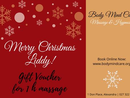 Christmas Vouchers Ready!