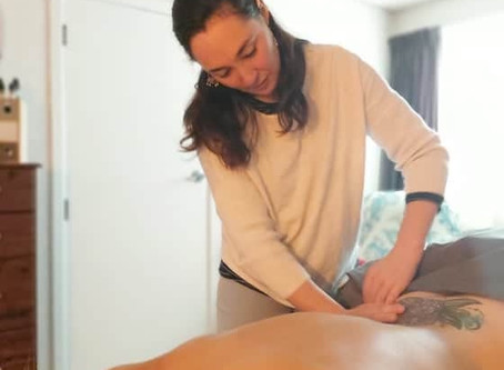Relaxation massage video
