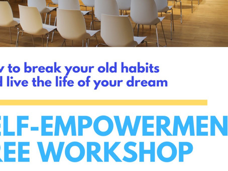 Self-empowerment workshop - 3, 10, 17, 24, 31 August 2020 in Alexandra, NZ