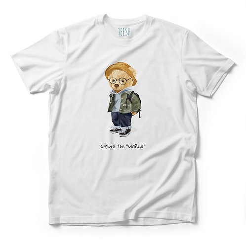 T- Shirt , Orsetto 7