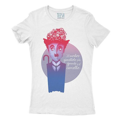 T- Shirt , Chaplin, il nostro giocattolo
