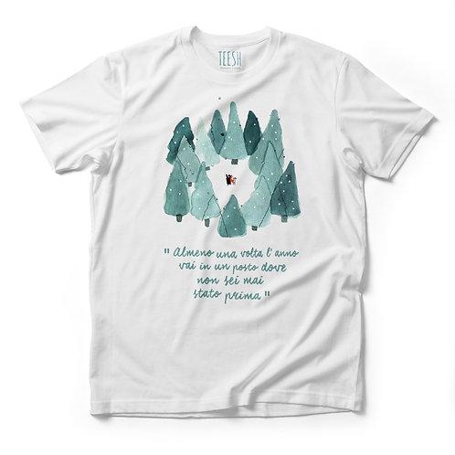T- Shirt , Almeno una volta
