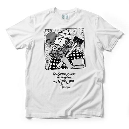 T- Shirt , Non amo di meno BN