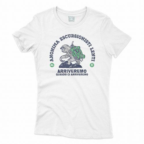 T- Shirt , Anonima escursionisti