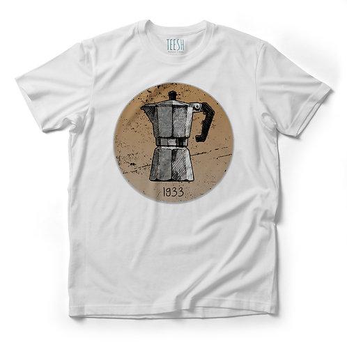T- Shirt ,Moka 1933