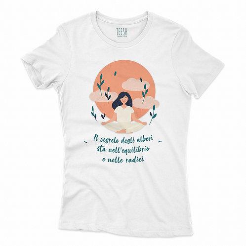 T- Shirt , Il segreto degli alberi