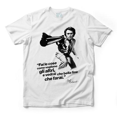 T- Shirt , Clint Eastwood Callagan