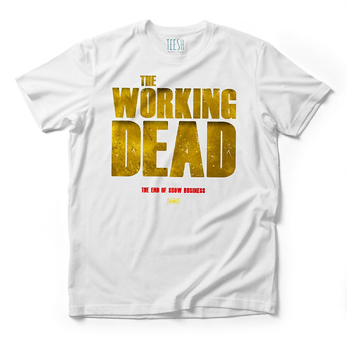T- Shirt , The working dead