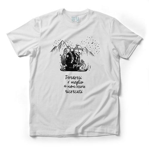 T- Shirt,  Perdersi è meglio