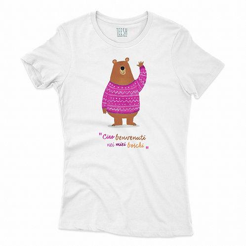 T- Shirt , Ciao
