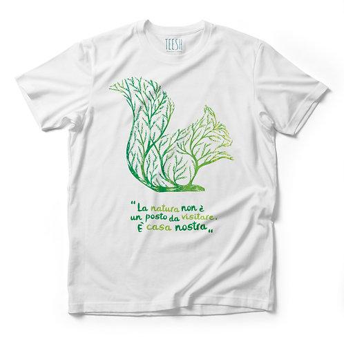 T- Shirt, La natura